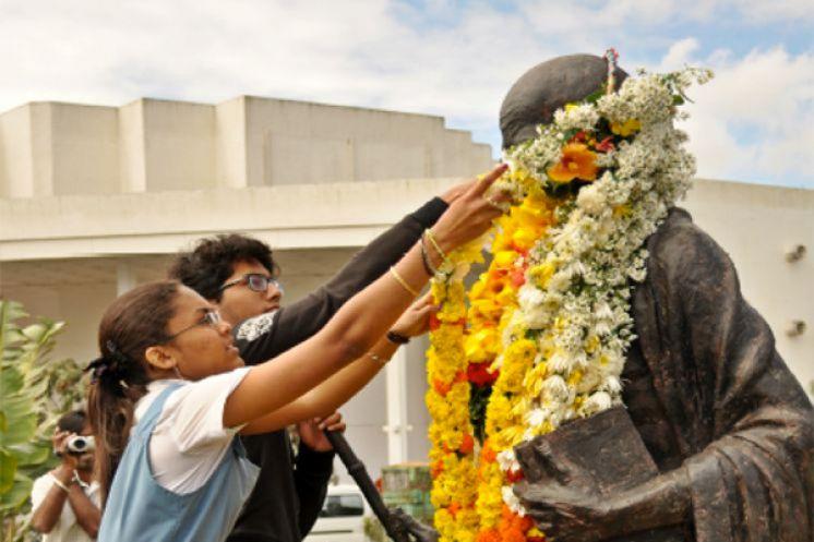Gandhi Ji Day