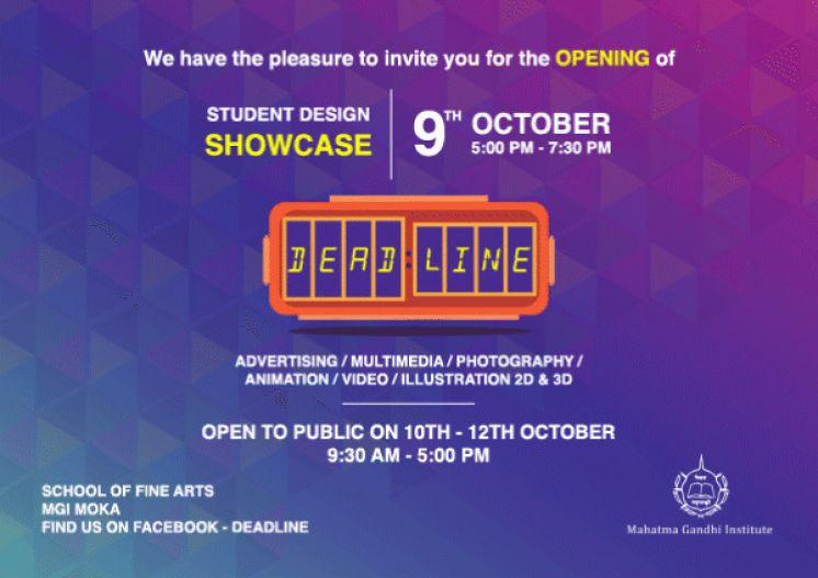 Vernissage of Showcase