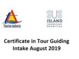 Certficate in Tour Guiding